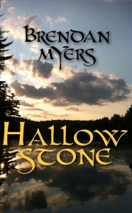 Hallowstone cover
