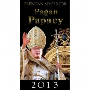 bren pagan pope