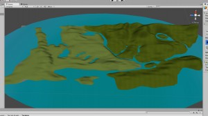 2nd terrain map