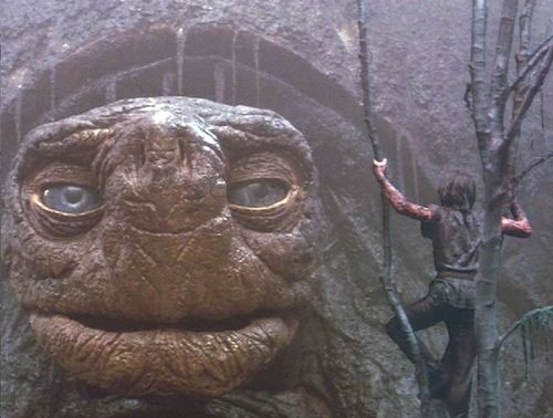 Also, philosophical conversations with giant turtles. What's not to love about this film?